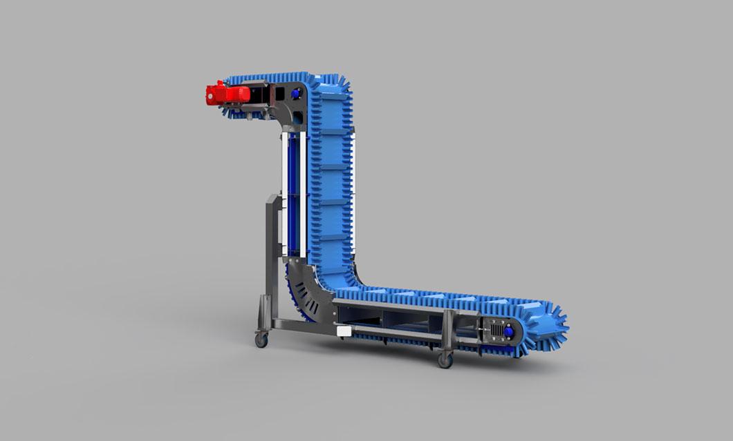 Verticale Z-conveyor